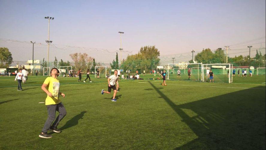 Πανελλήνια Μέρα Σχολικού Αθλητισμού 2018